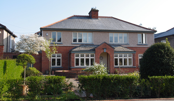 Front view of venue for Limerick Piano Lessons on the North Circular Road