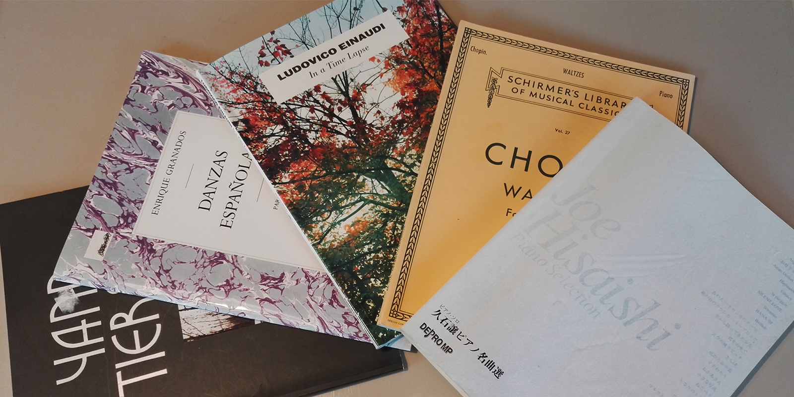 Colletcion of Music books for the adult piano lessons and Childrens Piano lessons